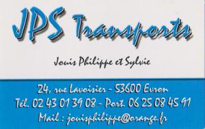 JPS TRANSPORTS